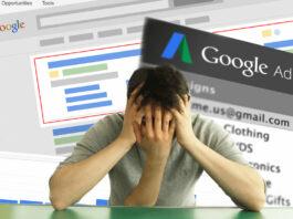Erros mais comuns no Google Ads