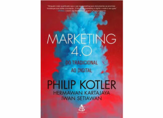 Livro Marketing 4.0 – Do Tradicional ao Digital | Philip Kotler