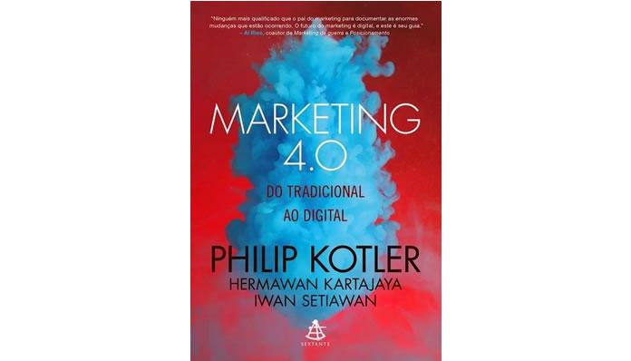 Livro Marketing 4.0 – Do Tradicional ao Digital   Philip Kotler