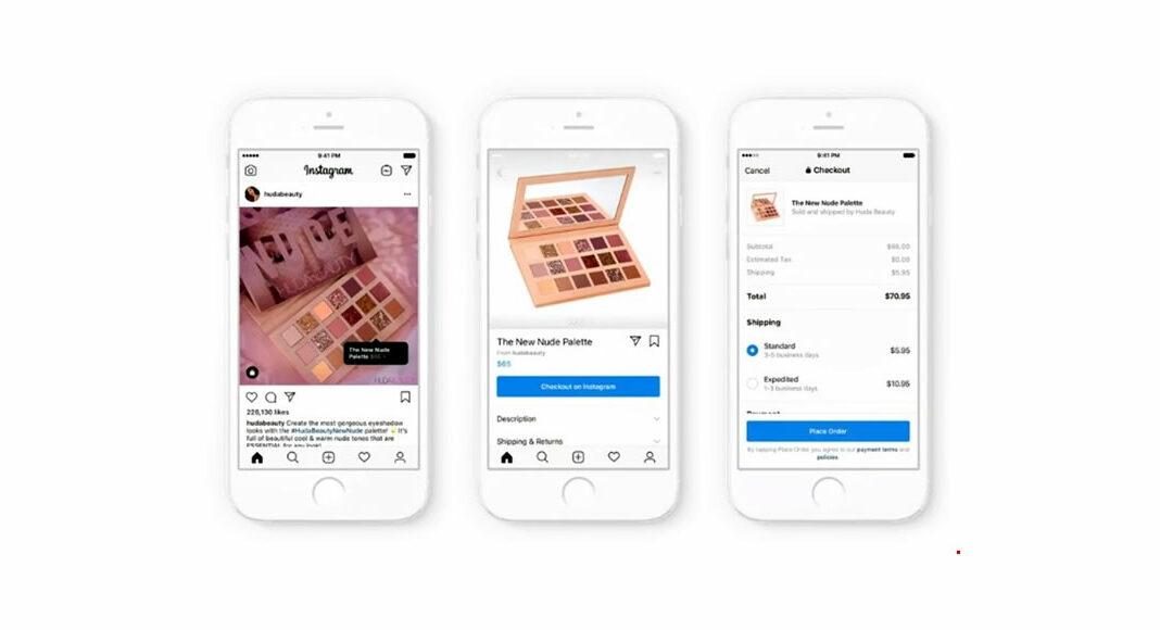Instagram anunciou venda pelo aplicativo
