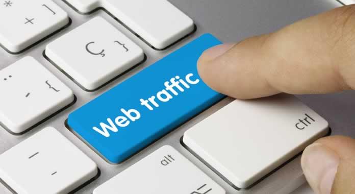 Tipo de tráfego que aumenta as visitas de um site