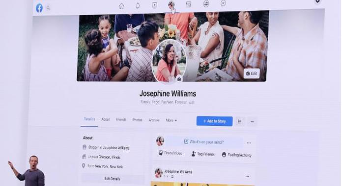Mudanças no Facebook