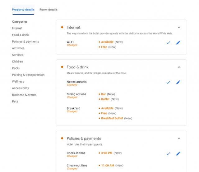 Google Meu Negócio lança novidades para hotéis